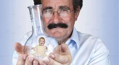 Fresh thinking: Robert Winston would favour a sex education book for children