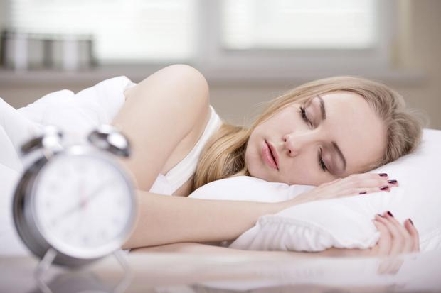 Sleepy time: a lie-in can disrupt your body's internal clock, causing sluggishness and fatigue