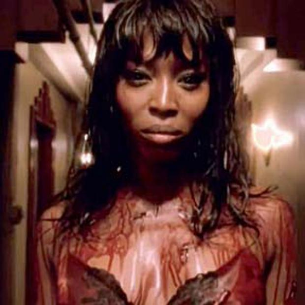 Star turn: Naomi in American Horror Story: Hotel