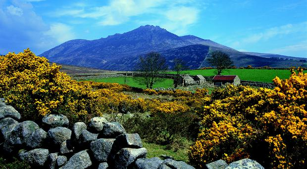 Home comforts: the Mourne Mountains