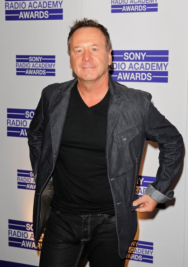 Alive and kicking: Simple Minds frontman Jim Kerr
