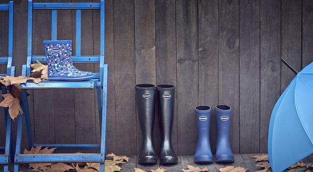 Bootiful: Havaiana have a great range of boots that will make a perfect festive treat