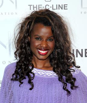 Born sceptic: June Sarpong
