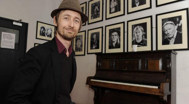 Hats off: Neil Hannon is working on his 10th album