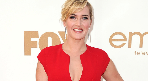 Glamour role: Kate Winslet