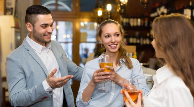 Last orders: many of us find it hard to contemplate a life without a few drinks