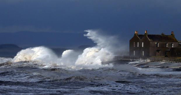 Stormy weather: many of our homes take a battering
