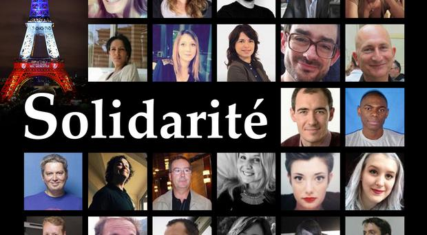 These faces are just a few of those who lost their lives in the horror terrorist attacks in Paris on Friday, November 13