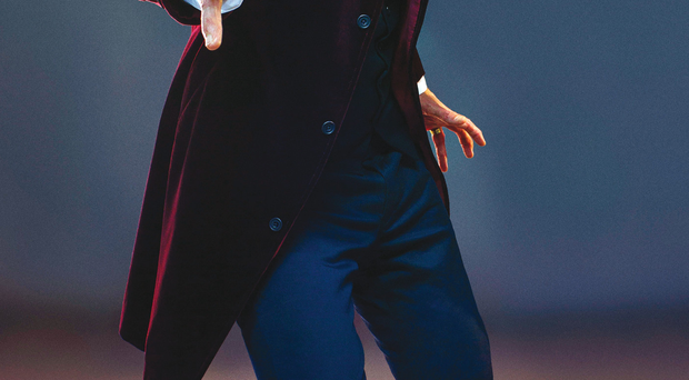 Captivating: Capaldi as Doctor Who