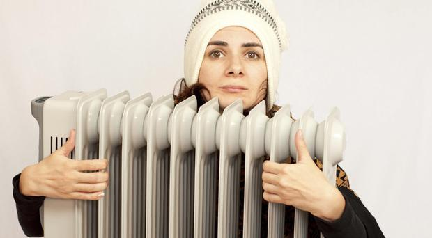 Within reason: overdoing the central heating at home can be damaging to our health