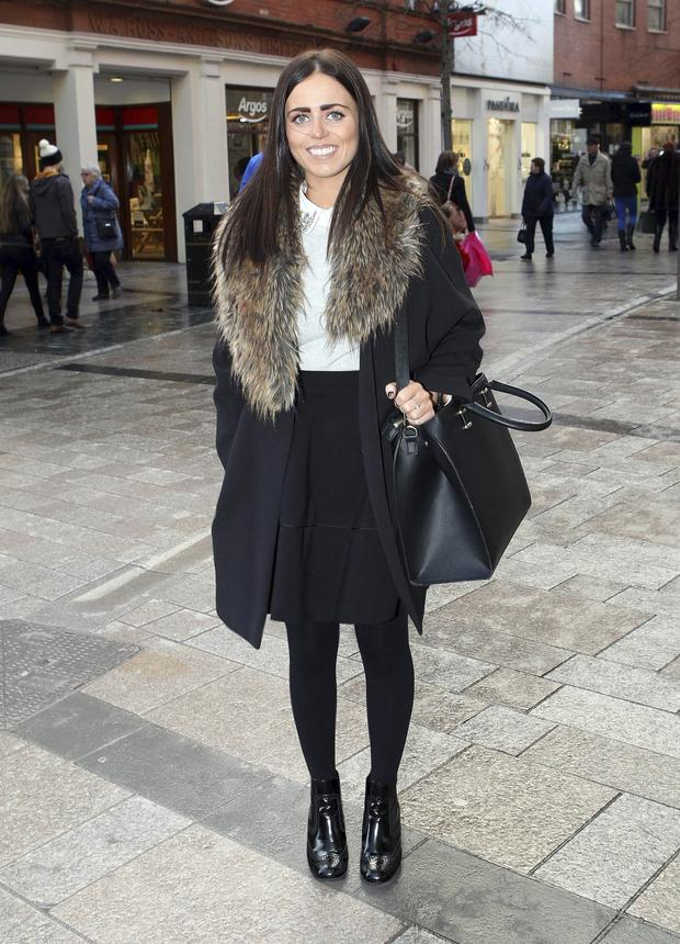 Hannah Murtagh (20), student, Newry Wore what? Shirt, £6, Primark; jumper, £20, skirt, £25, jacket, £30, bag, £30, all H&M; boots, £25, New Look. Why? My style varies depending on the day, but I always want to look sophisticated. Who? I think Olivia Palermo's fashion sense is amazing. She never ever gets it wrong.