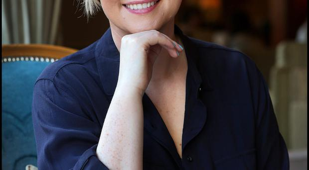 Cecelia Ahern loves the freedom that novels give her