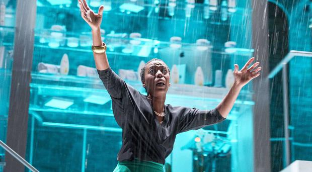 Taking her chance: Noma Dumezweni in Linda
