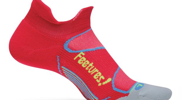 Feetures! produces a range of specialist designed running socks