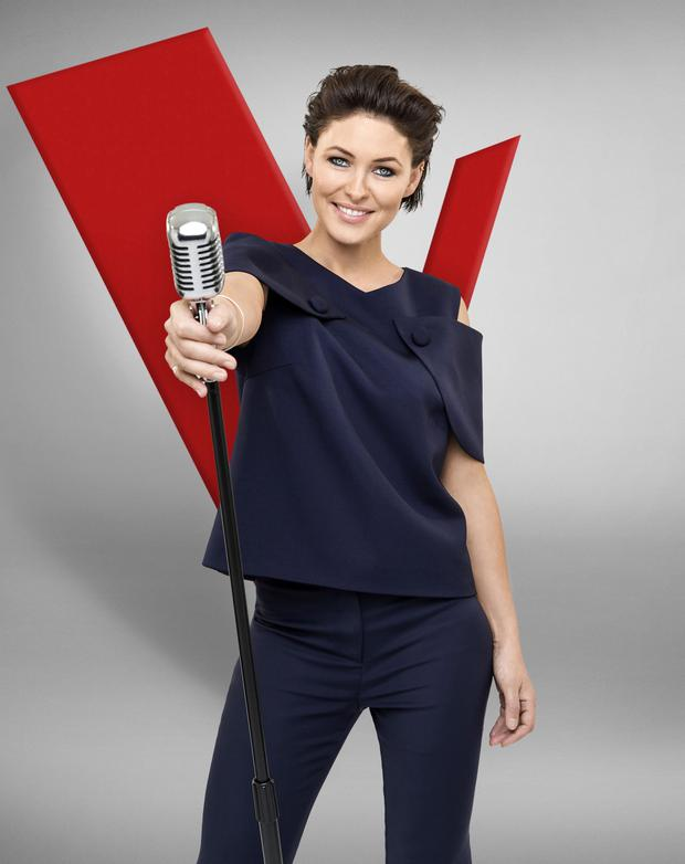 Big time: Emma Willis presents Big Brother and The Voice