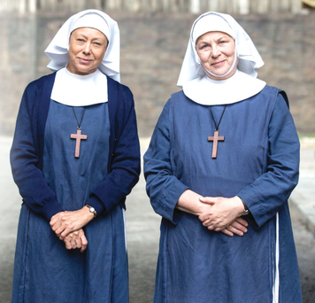 Jenny Agutter and Pam Ferris in the show