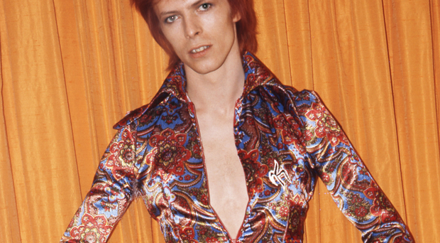 My hero: David Bowie was a music legend to many