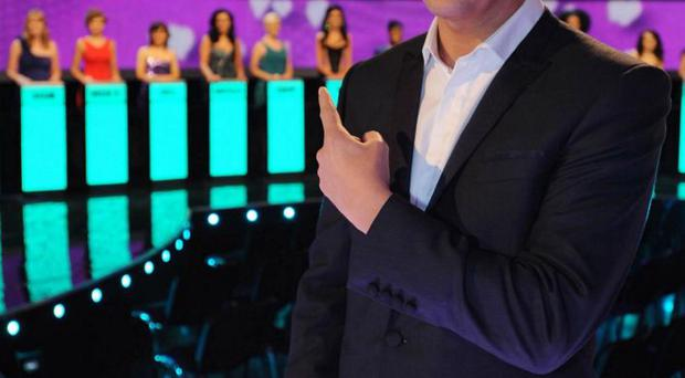 Point made: Paddy McGuinness and Take Me Out could hold the key to preventing radicalisation