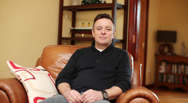 Great help: Ken McBride is full of praise for the care he received at the cancer centre