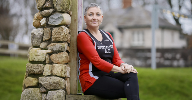 Fighting back: Grainne Madden is on the road to recovery after her cancer diagnosis