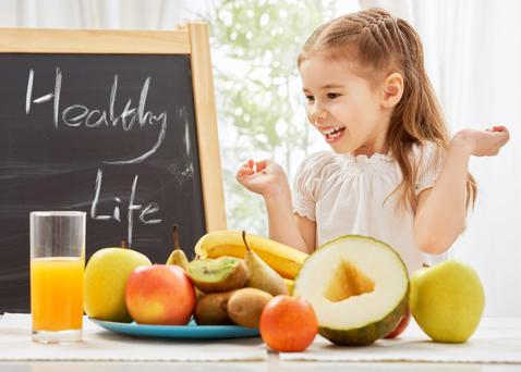 Healthy life: eating organic is better for your children says Dr Maya Shetreat-Klien