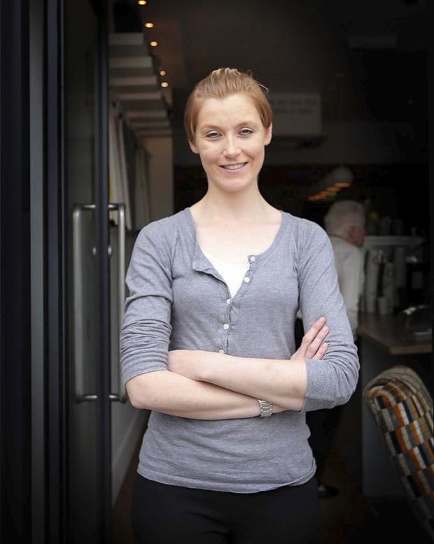 Business passion: Orla Smyth employs over 20 people through her coffee shops