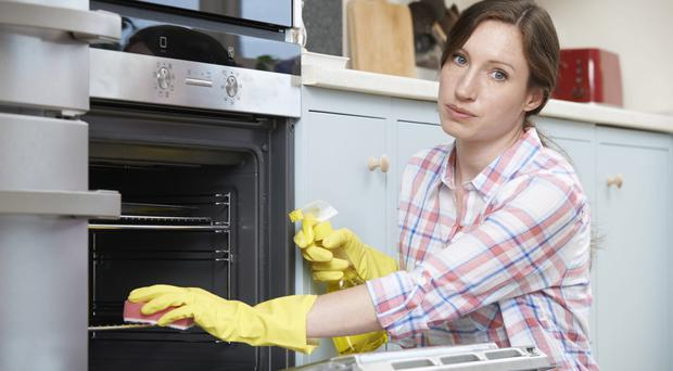 Danger signs: cleaning your oven or drinking a decaf coffee can expose you to harmful chemicals