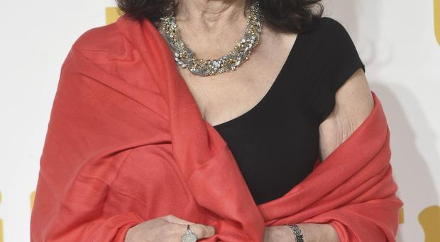 Long living: Lesley Joseph is 70 and her mother will celebrate her 104th birthday later this year