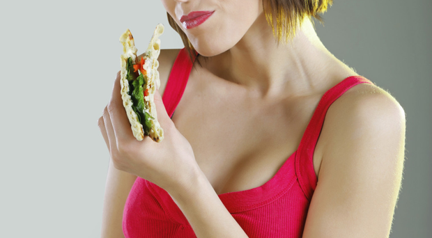 Healthy eating: don't avoid food types like bread which help to refuel your body