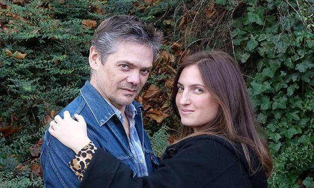 Emotive issue: Timothy Watson and Louiza Patikas who play Rob and Helen Kitchener in The Archers
