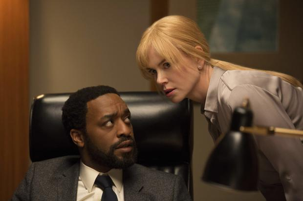 Hollywood reboot: Chiwetel Ejiofor and Nicole Kidman star in dark thriller Secret in Their Eyes