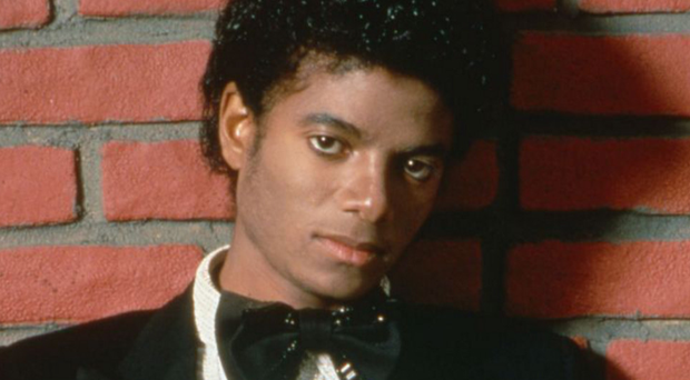 Global fame: Michael Jackson on the cover of Off The Wall