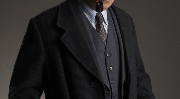 Rowan Atkinson in his new role as Maigret