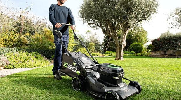 A Cut Above: The EGO Power + mower