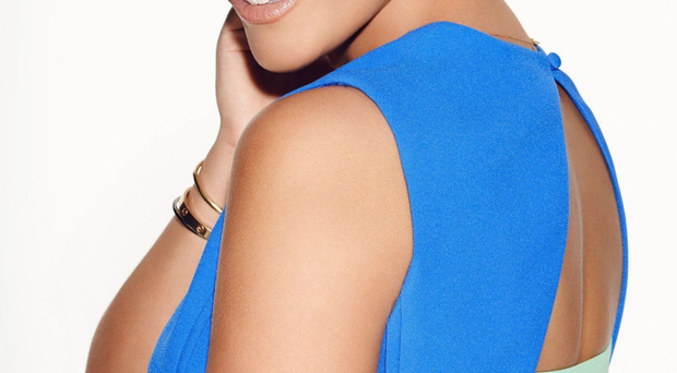 The Saturdays singer Frankie Bridge