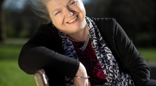 Playwright and theatre director Marion Wyatt
