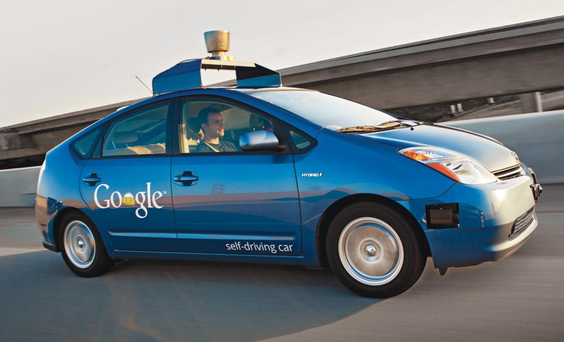 Road ahead: driverless cars are already legal in two Amercian states