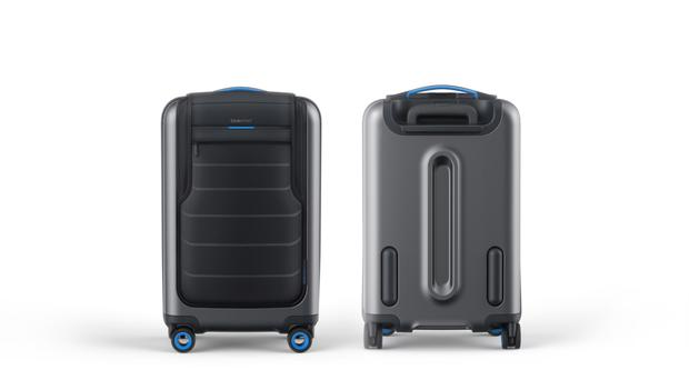 Bluesmart Carry-On available from Selfridges.com.