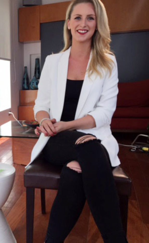 Radical change: convicted drugs mule Michaella McCollum on her release from a Peruvian jail
