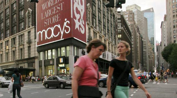 Shopping mecca: Macy's has a staggering range