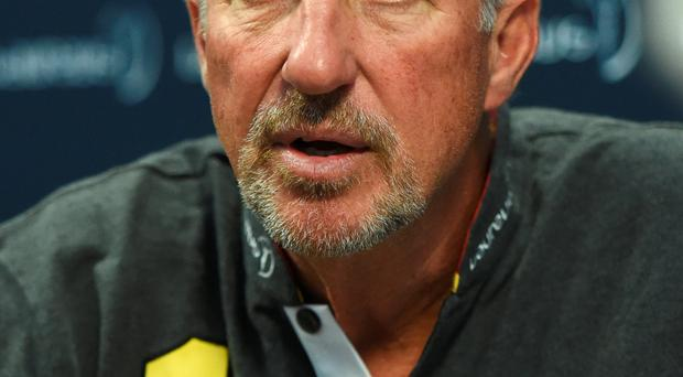 Brexit rivals: Arsene Wenger and Ian Botham (pictured) have opposing views on the EU debate