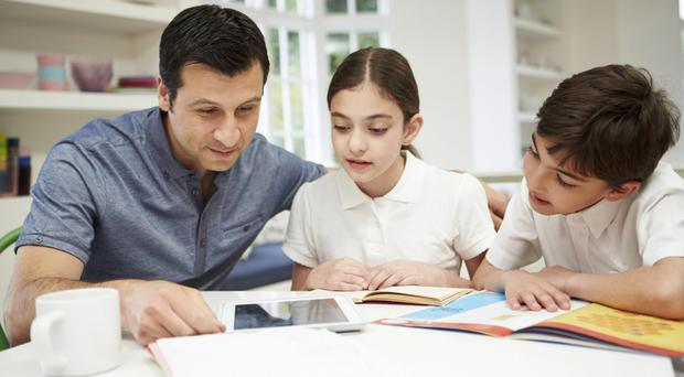 Support act: parents can help children to revise