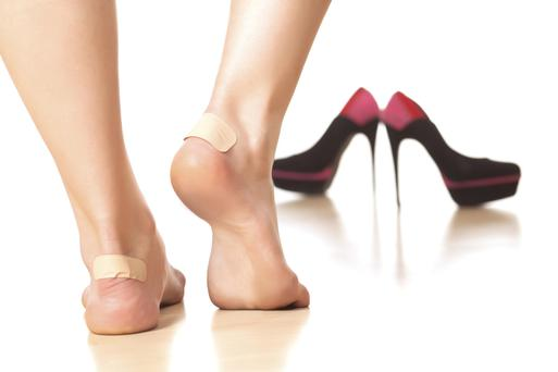 Take steps to prevent blisters