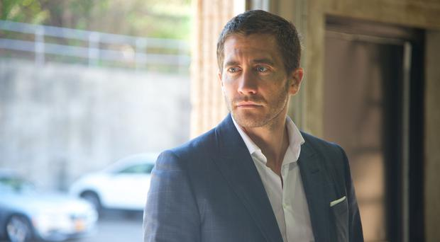 Changing moods: Jake Gyllenhaal plays a widower in Demolition