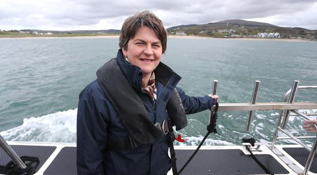 Faith matters: First Minister Arlene Foster says Churches and religious groups enrich Northern Ireland's community