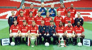 Man United in 1994