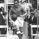 Everton legend Dixie Dean