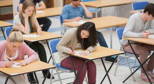 Not a single non-Catholic school has made it into the top 11 in Northern Ireland for A-level results. Photo: Chris Radburn/PA Wire. File image