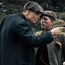 Best friends: Packy Lee with Cillian Murphy in Peaky Blinders
