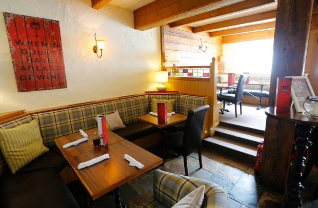 Primrose Bar in Ballynachich serves some top-class pub food